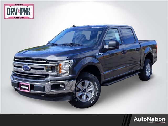 2020 Ford F-150 SuperCrew Cab 4x4, Pickup #LKE72913 - photo 1