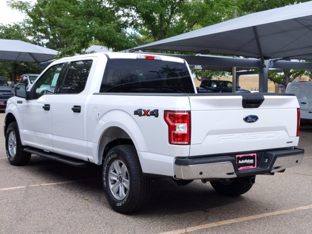 2020 Ford F-150 SuperCrew Cab 4x4, Pickup #LKE72914 - photo 1