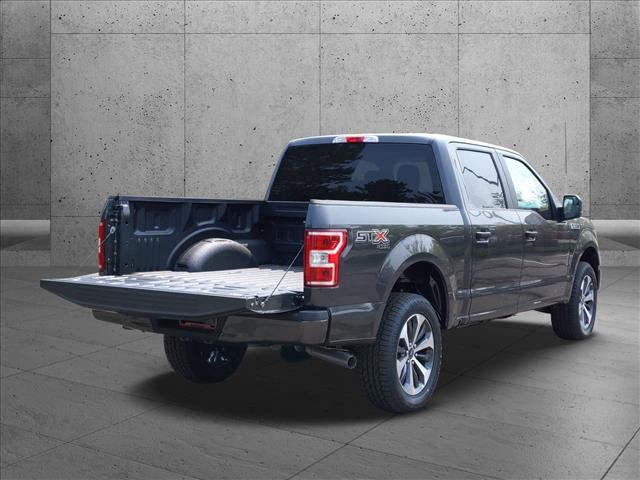 2020 Ford F-150 SuperCrew Cab 4x4, Pickup #LKE87437 - photo 4
