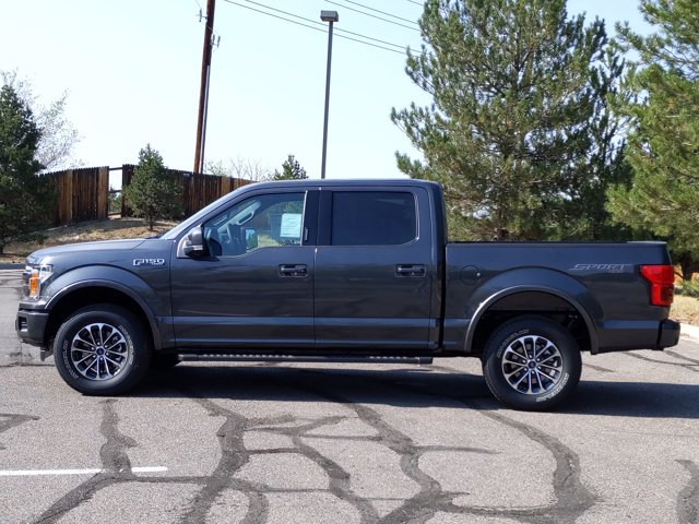 2020 Ford F-150 SuperCrew Cab 4x4, Pickup #LKF03394 - photo 10