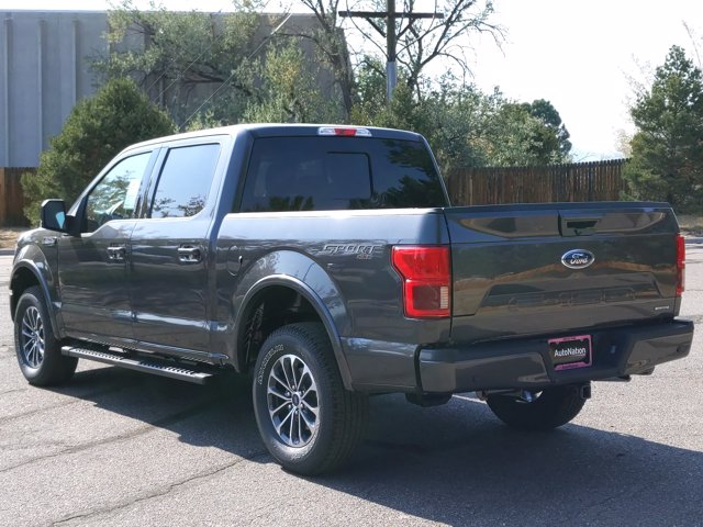 2020 Ford F-150 SuperCrew Cab 4x4, Pickup #LKF03394 - photo 2