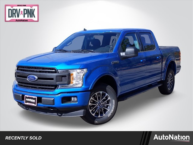 2020 Ford F-150 SuperCrew Cab 4x4, Pickup #LKF09611 - photo 1