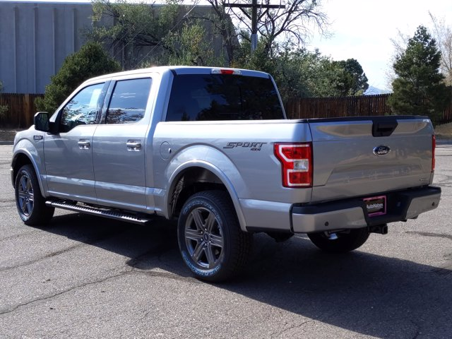 2020 Ford F-150 SuperCrew Cab 4x4, Pickup #LKF17187 - photo 2