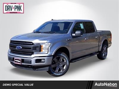 2020 Ford F-150 SuperCrew Cab 4x4, Pickup #LKF17187 - photo 1