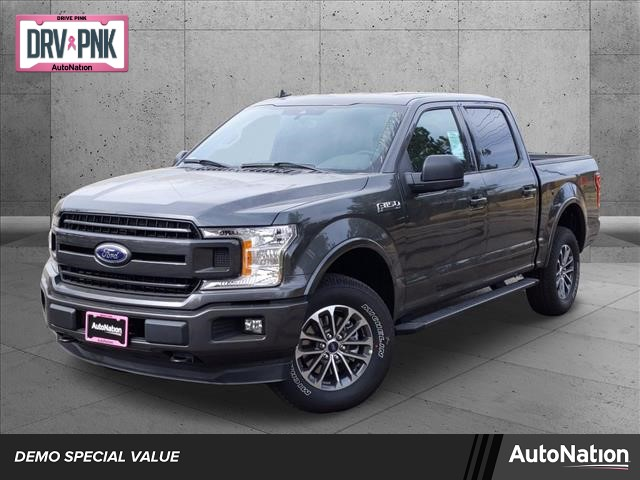 2020 Ford F-150 SuperCrew Cab 4x4, Pickup #LKF17188 - photo 1