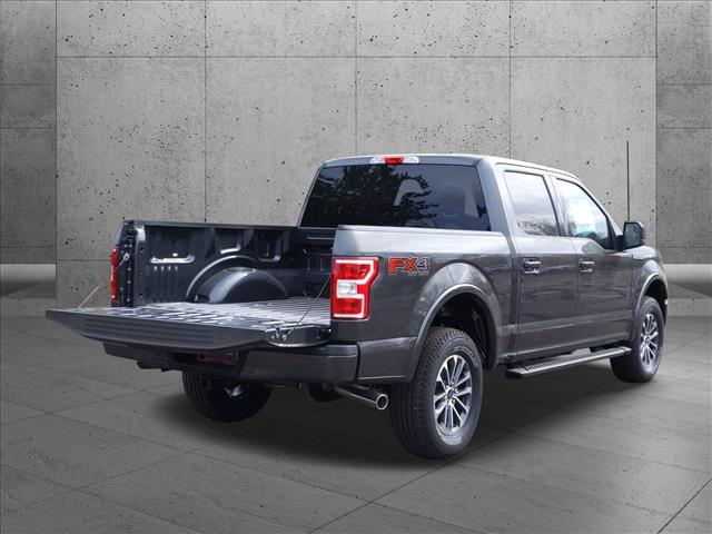 2020 Ford F-150 SuperCrew Cab 4x4, Pickup #LKF17188 - photo 4