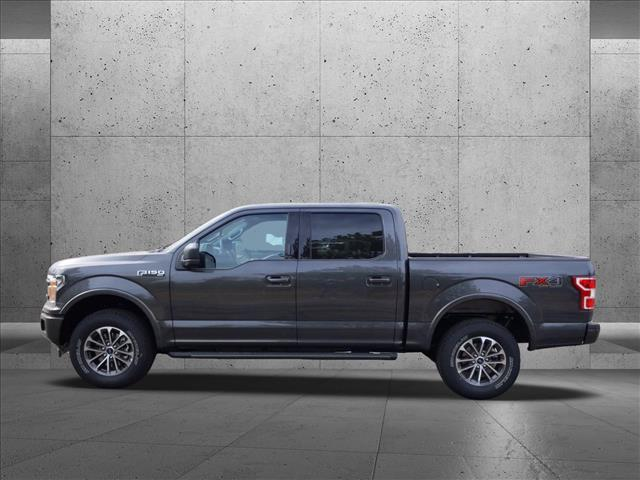 2020 Ford F-150 SuperCrew Cab 4x4, Pickup #LKF17188 - photo 5