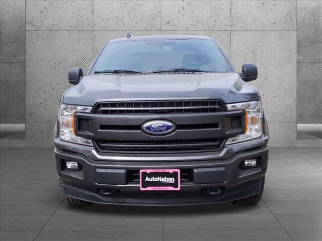 2020 Ford F-150 SuperCrew Cab 4x4, Pickup #LKF17188 - photo 12