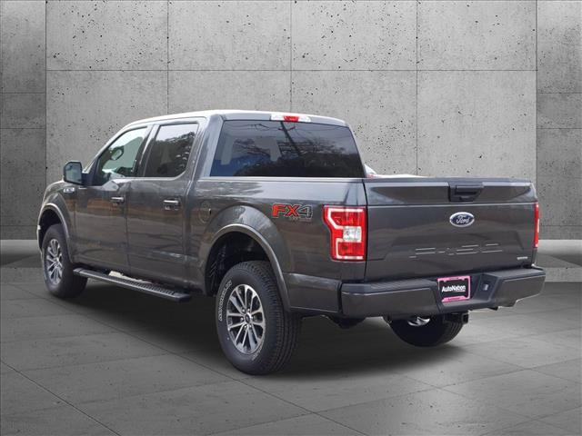 2020 Ford F-150 SuperCrew Cab 4x4, Pickup #LKF17188 - photo 2