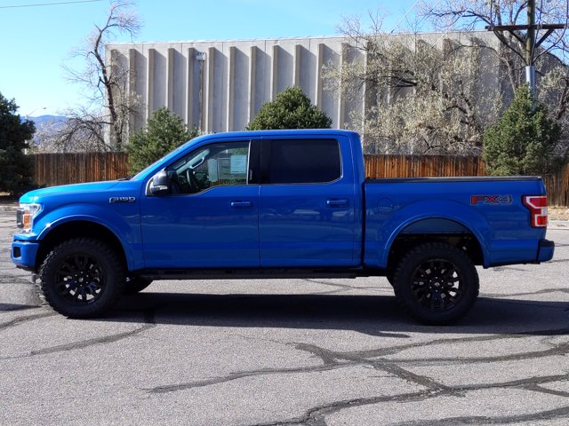 2020 Ford F-150 SuperCrew Cab 4x4, Pickup #LKF17189 - photo 10