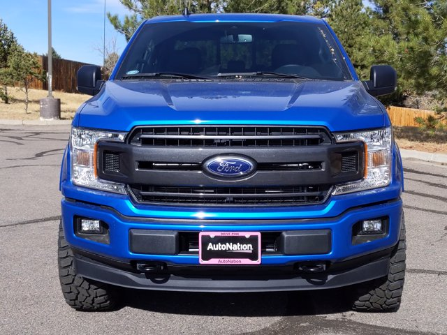 2020 Ford F-150 SuperCrew Cab 4x4, Pickup #LKF17189 - photo 12