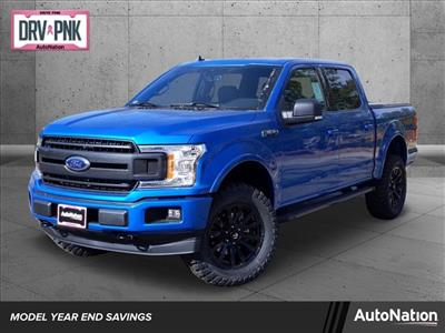 2020 Ford F-150 SuperCrew Cab 4x4, Pickup #LKF17189 - photo 1