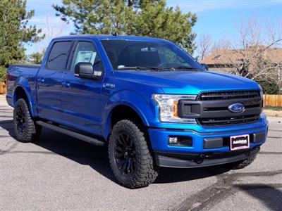 2020 Ford F-150 SuperCrew Cab 4x4, Pickup #LKF17189 - photo 14