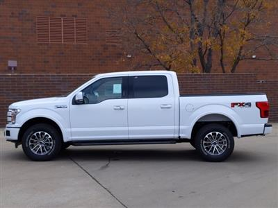 2020 Ford F-150 SuperCrew Cab 4x4, Pickup #LKF38852 - photo 9