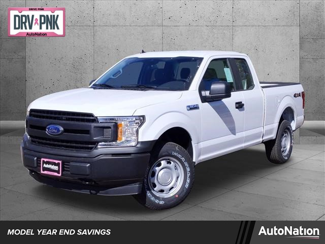 2020 Ford F-150 Super Cab 4x4, Pickup #LKF58065 - photo 1