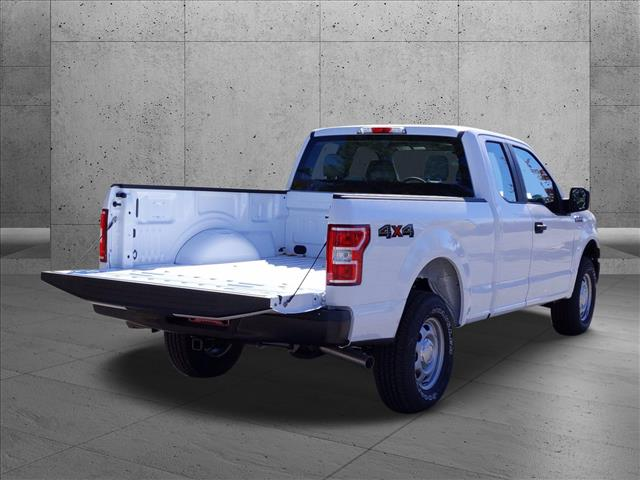 2020 Ford F-150 Super Cab 4x4, Pickup #LKF58065 - photo 4