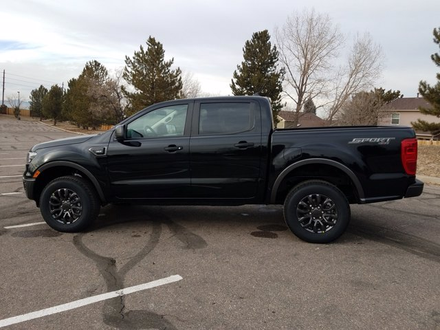 2020 Ranger SuperCrew Cab 4x4, Pickup #LLA08733 - photo 10