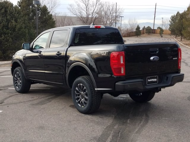 2020 Ranger SuperCrew Cab 4x4, Pickup #LLA08733 - photo 2
