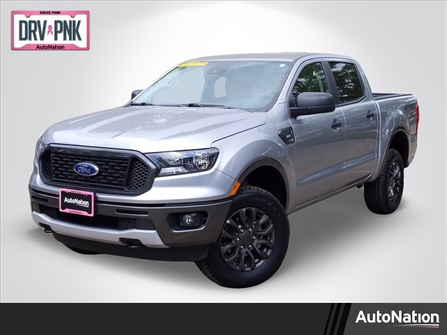 2020 Ford Ranger SuperCrew Cab 4x4, Pickup #LLA11686 - photo 1