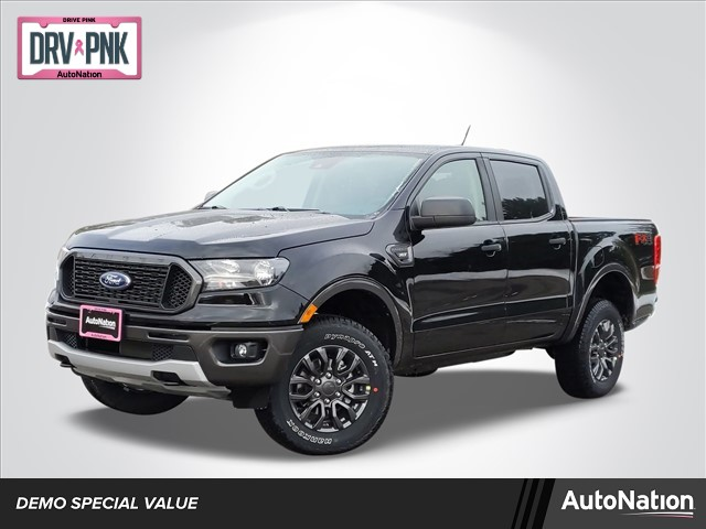 2020 Ford Ranger SuperCrew Cab 4x4, Pickup #LLA20513 - photo 1