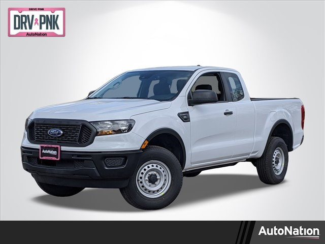 2020 Ford Ranger Super Cab 4x2, Pickup #LLA25021 - photo 1
