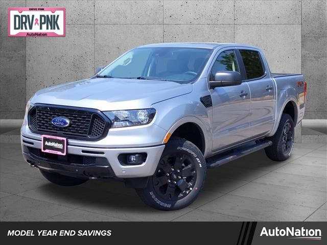 2020 Ford Ranger SuperCrew Cab 4x4, Pickup #LLA58368 - photo 1