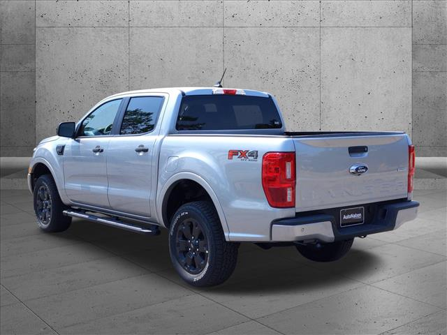 2020 Ford Ranger SuperCrew Cab 4x4, Pickup #LLA58368 - photo 2