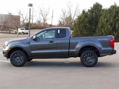 2020 Ford Ranger Super Cab 4x4, Pickup #LLA79969 - photo 10
