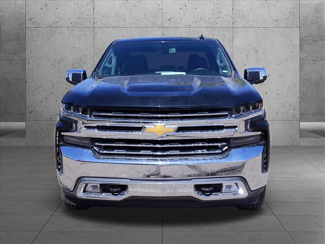 2020 Chevrolet Silverado 1500 Crew Cab 4x4, Pickup #LZ276262 - photo 3