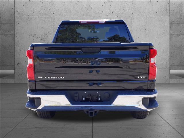 2020 Chevrolet Silverado 1500 Crew Cab 4x4, Pickup #LZ276262 - photo 8