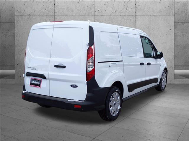 2021 Ford Transit Connect, Empty Cargo Van #M1496125 - photo 4