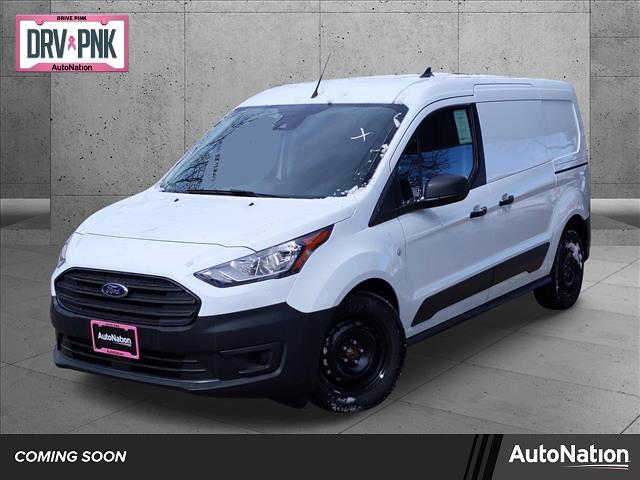2021 Ford Transit Connect, Empty Cargo Van #M1496129 - photo 1