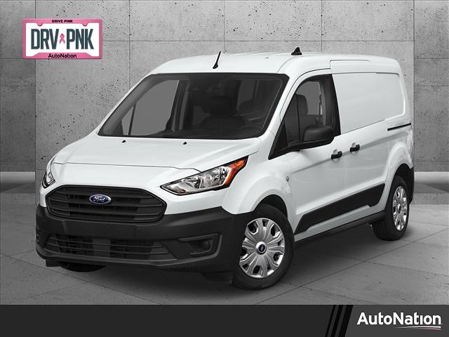 2021 Ford Transit Connect, Empty Cargo Van #M1503915 - photo 1