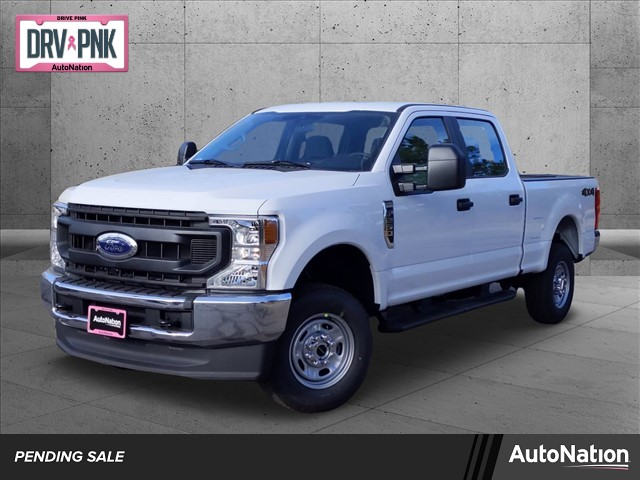 2021 Ford F-250 Crew Cab 4x4, Pickup #MEC09011 - photo 1