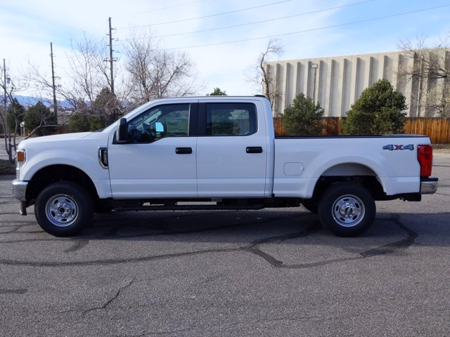 2021 Ford F-250 Crew Cab 4x4, Pickup #MEC09011 - photo 8