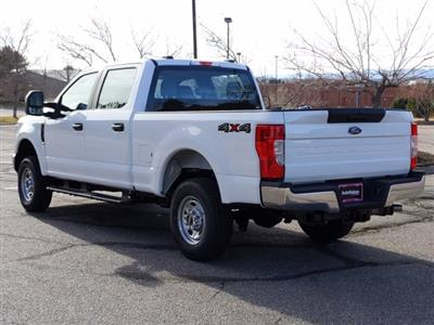 2021 Ford F-250 Crew Cab 4x4, Pickup #MEC09011 - photo 2