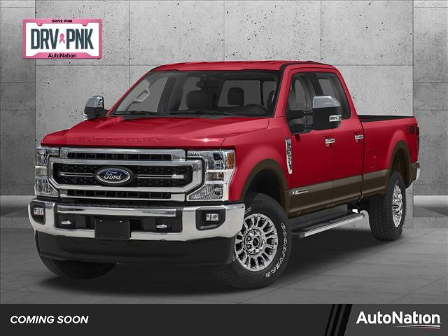 2021 Ford F-350 Crew Cab 4x4, Pickup #MED00963 - photo 1