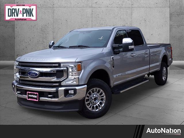 2021 Ford F-350 Crew Cab 4x4, Pickup #MED00964 - photo 1