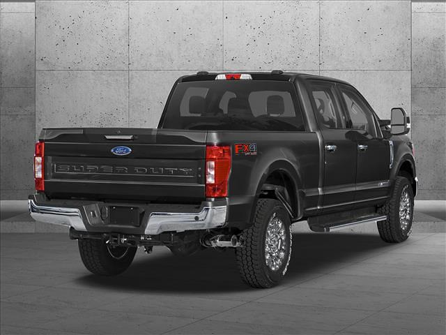 2021 Ford F-250 Crew Cab 4x4, Pickup #MED14152 - photo 2