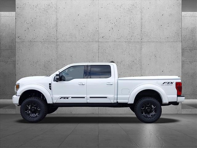 2021 Ford F-250 Crew Cab 4x4, Pickup #MED15599 - photo 9
