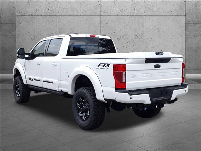 2021 Ford F-250 Crew Cab 4x4, Pickup #MED15599 - photo 2