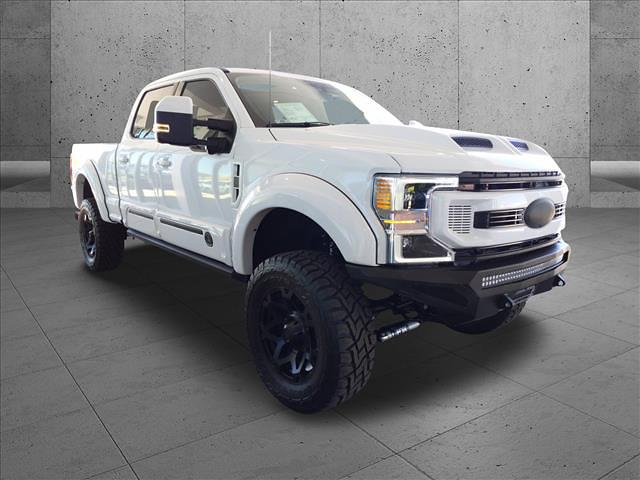 2021 Ford F-250 Crew Cab 4x4, Pickup #MED15603 - photo 6