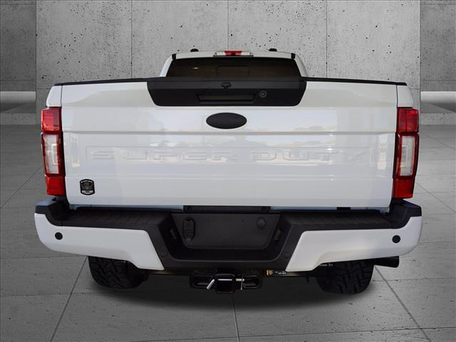 2021 Ford F-250 Crew Cab 4x4, Pickup #MED15603 - photo 7