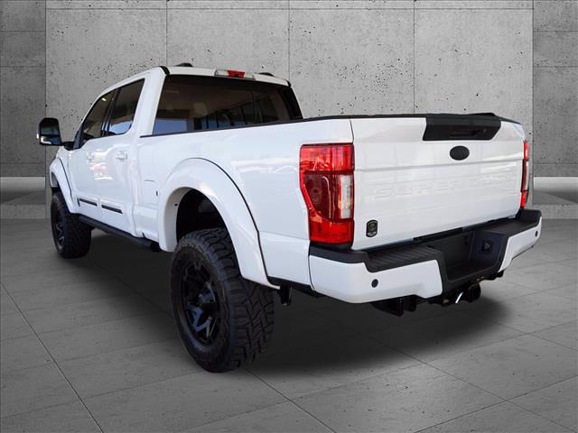 2021 Ford F-250 Crew Cab 4x4, Pickup #MED15603 - photo 8