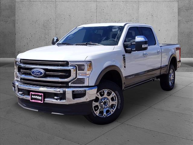 2021 Ford F-250 Crew Cab 4x4, Pickup #MED20133 - photo 1