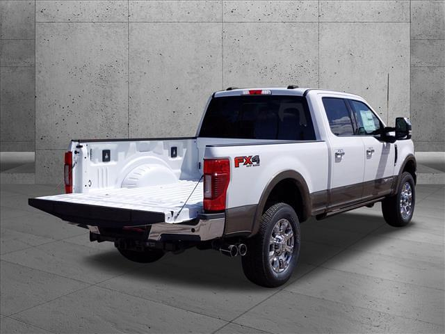 2021 Ford F-250 Crew Cab 4x4, Pickup #MED20133 - photo 2