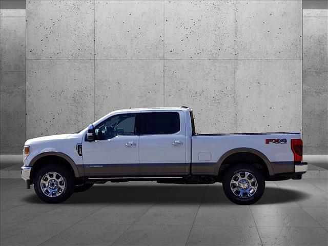 2021 Ford F-250 Crew Cab 4x4, Pickup #MED20133 - photo 5
