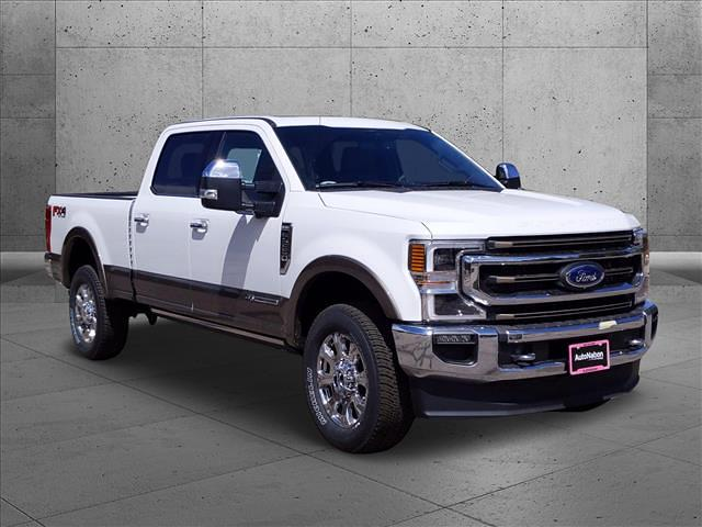 2021 Ford F-250 Crew Cab 4x4, Pickup #MED20133 - photo 7