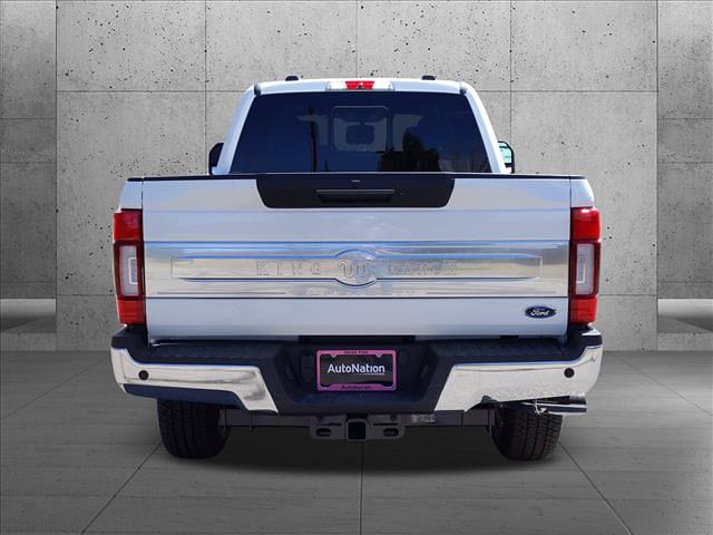2021 Ford F-250 Crew Cab 4x4, Pickup #MED20133 - photo 8
