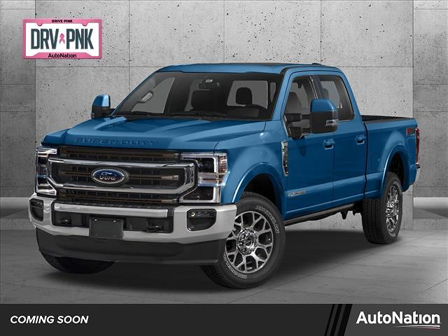 2021 Ford F-350 Crew Cab DRW 4x4, Pickup #MED29573 - photo 1